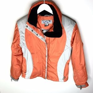 OBERMEYER Ridgeline HydroBlock Neon Winter Jacket
